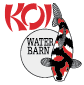 Koi Water Barn Logo