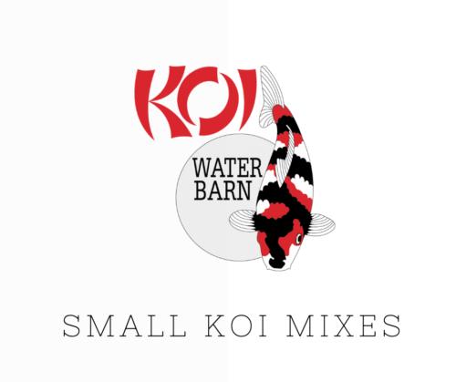 Small Koi Mixes